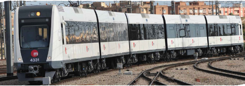 The Valencian council authorises Ferrocarrils de la Generalitat to tender for the renovation of the surface sections of lines 1, 2 and 3 of Metrovalencia