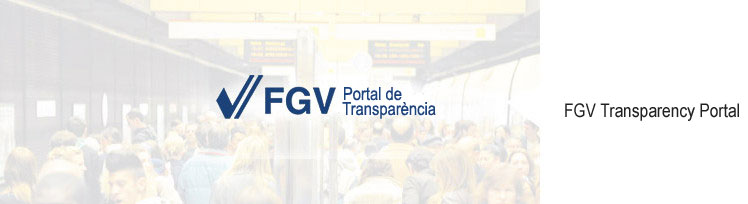 FGV Transparency Portal