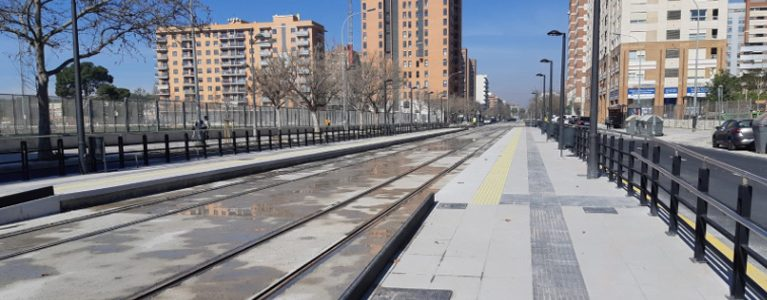 The Generalitat awards the installation of the signposting and communications systems of Line 10 and the Metrovalencia tramway network.